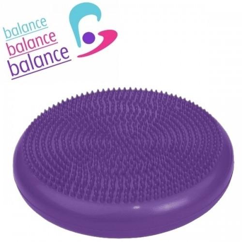 Balance polštář na procvičení pánevního dna  fialový