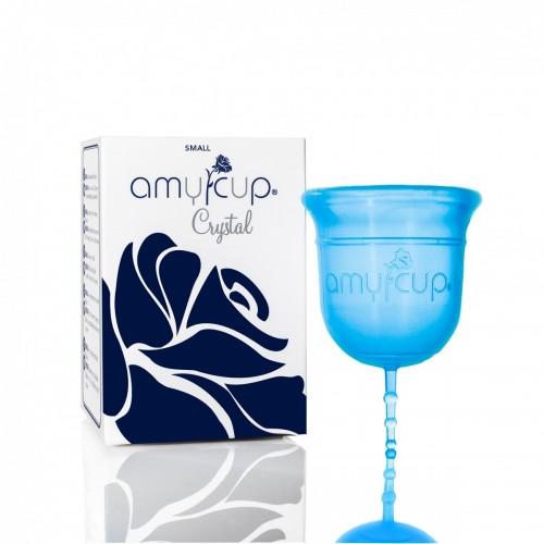 AmyCup Crystal menstruační kalíšek S