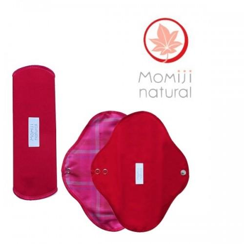 Přírodní vložka Momiji barevná, omyvatelná, Top kvalita