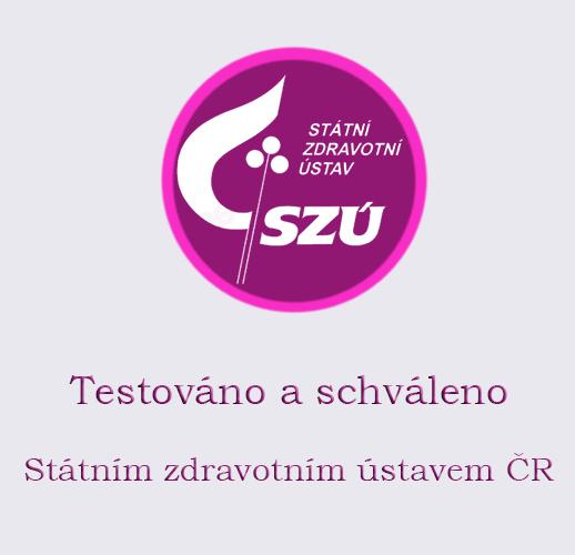 Menstruační kalíšek je testován Státním zdravotním ústavem ČR (SZU)