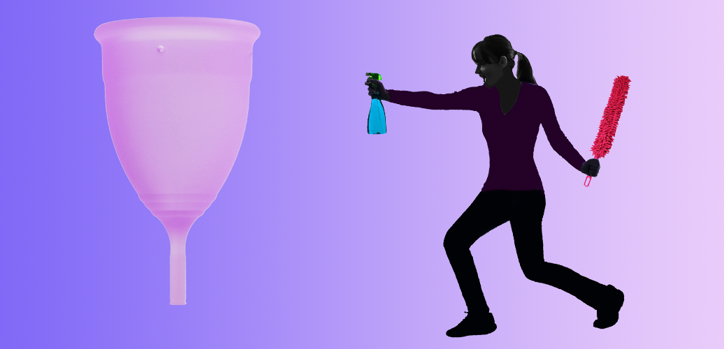 Jak pečovat o menstruační kalíšek